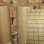 VD01-02 Volierendraht galvanisch verzinkt, 25 x 1 m 16,0 x 16,0 x 1,2 mm